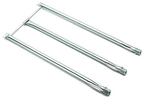 Weber Gas Grill Stainless Steel Burner Tube Set - Old Gold &