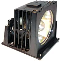 CTLAMP Professional TV Lamp 915P026010 with Housing Compatible for Mitsubishi WD-52627 / WD-52628 / WD-62627 / WD-62628 Projector