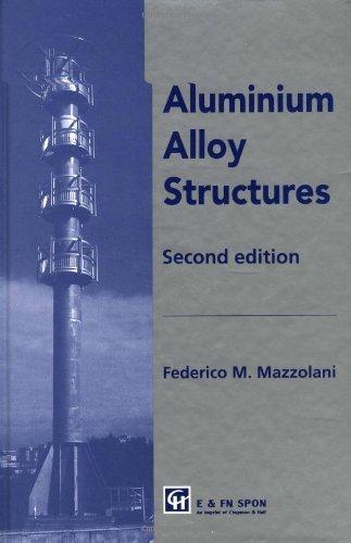 Aluminium Alloy Structures ()