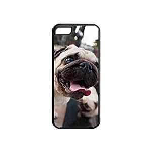 diy phone caseCustom Cute Pug Photo Hard Case , Fashion Image Case Diy, Personalized Custom Durable Case For iphone 6 4.7 inchdiy phone case