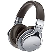 Sony Wireless Stereo Headset Silver MDR-1ABT / S