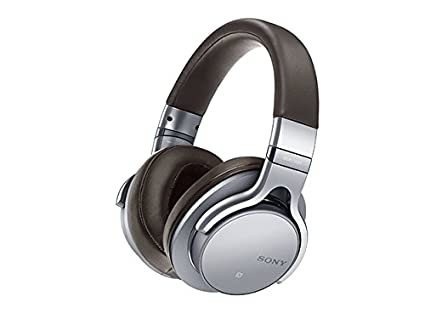 922e6614229 Amazon.com: Sony Wireless Stereo Headset Silver MDR-1ABT / S: Home ...