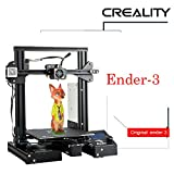 Luxnwatts Creality Ender 3 3D Printer Aluminum DIY Kit Resume Print 220x220x250mm for Beginners
