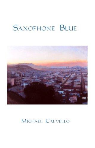Saxophone Blue ebook
