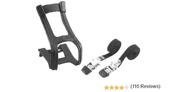 Amazon Avenir Toe Clipstrap Set Smallmedium Bike Pedals