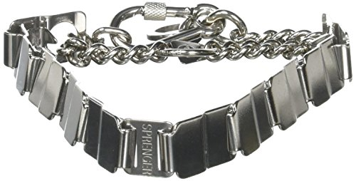 Herm Sprenger 19'' Neck-tech Martingale Collar with Snap, One Size by Herm Sprenger