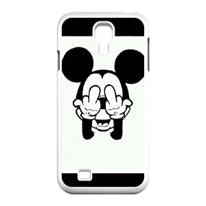 Mickey Mouse Samsung Galaxy S4 9500 Cell Phone Case White 218y-012015