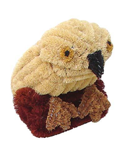 - Silk Route Ceylon Owl Pet Scraper Doormat, Coco Fiber; 15 inch by 9 inch