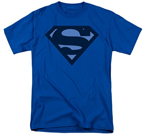 Superman: Blue S Shield T-Shirt