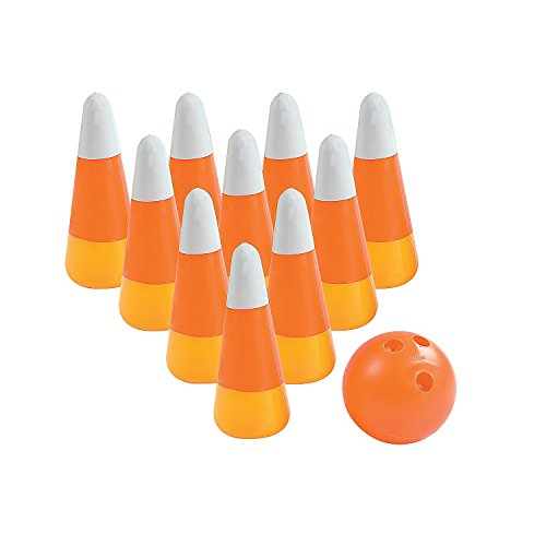 Fun Express Fall Bowling Set