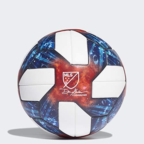Adidas MLS Official Match Ball White/Silver Metallic 5