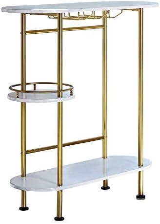 Coaster Home Furnishings 3-Tier Bar Unit