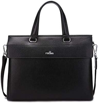 男性のビジネスブリーフケースハンドバッグメッセンジャーショルダーバッグ