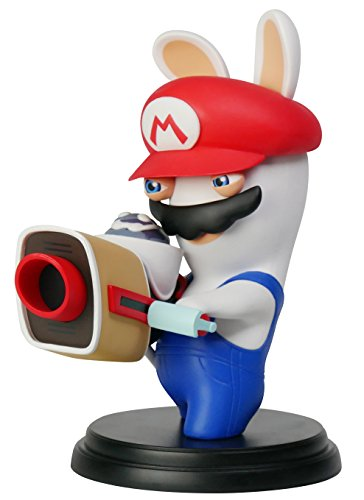 Mario   Rabbids Kingdom Battle Rabbid Mario 6  Figure  Ubisoft