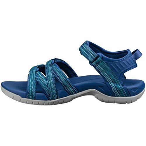 Blue Multi Galaxy Teva Sandaloii da Passeggio Tirra Women's SS18 08qAvp