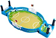 LIOOBO Mini Desktop Soccer Board Game Family Party Interactive Tabletop Football Toy for Children Teens