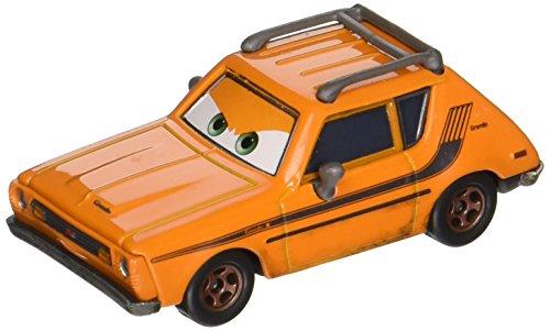 Disney/Pixar Cars 2 Movie Die-Cast Vehicle, Grem #13, 1:55 Scale (Cars 2 Grem)