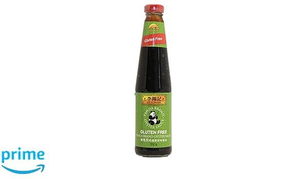 SALSA DE OSTRAS SIN GLUTEN LEE KUM KEE 510 GR: Amazon.es: Alimentación y bebidas