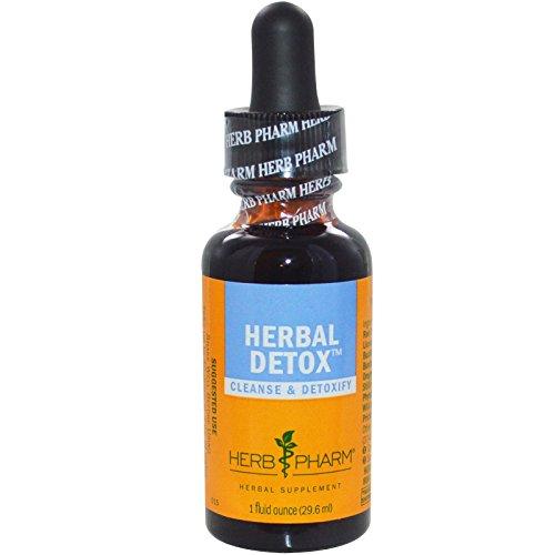 Herb Pharm Herbal Detox Compound