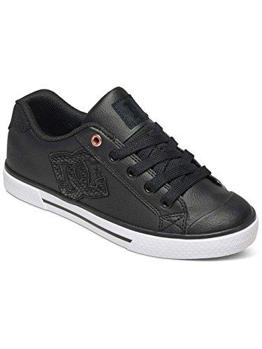 DC Shoes Chelsea Se J Shoe - Zapatillas Mujer negro/negro