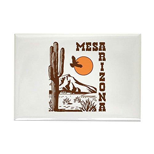 CafePress Mesa Arizona Rectangle Magnet Rectangle Magnet, 2