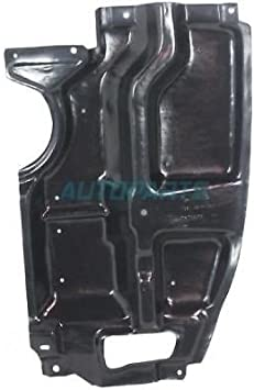 5144221030 SC1228101 Parts N Go 2005-2010 TC Engine Under Cover Driver /& Passenger Side Lower Splash Guards
