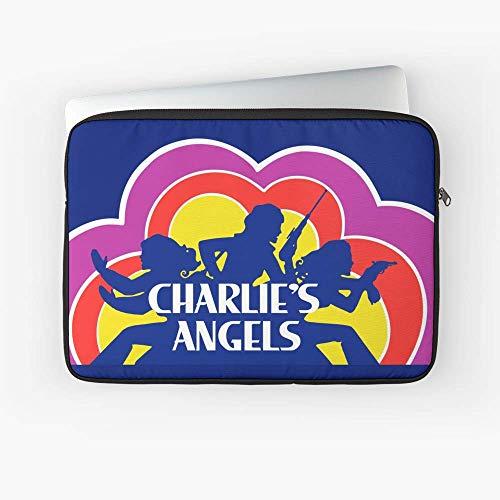 Charlies Angels Laptop Sleeve.