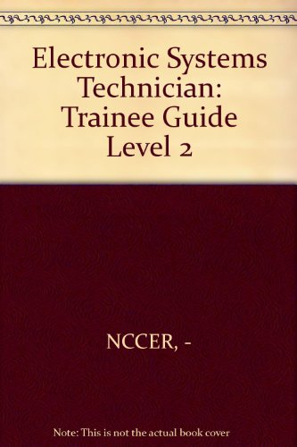 Electrical Trainee Guide Level One