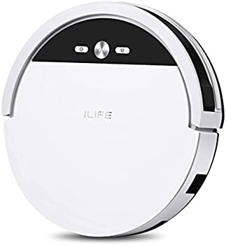 ILIFE V4 Robotic Vacuum Cleaner with Smart Auto Cleaning Remote