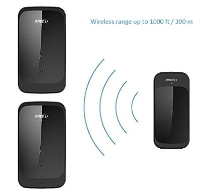 Avantek DT42 Wireless Doorbell Kit White