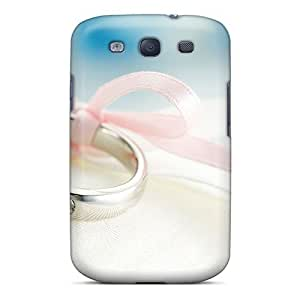 JFyIFai1417OaTvr Tpu Case Skin Protector For Galaxy S3 Engagement Ring With Nice Appearance