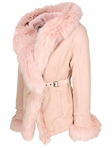 Donna amp; Giacca Chic Jeune Rosa 4wAt4qYx