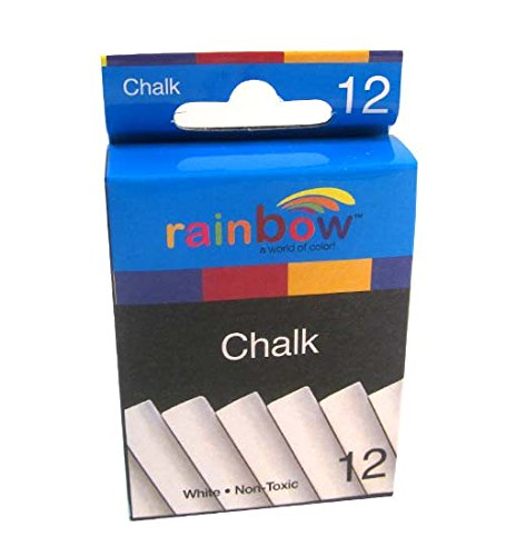White Chalk 12 count, Case of 24