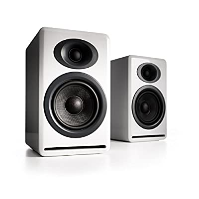 Audioengine P4 (Pr.) 2-Way Passive Bookshelf Speakers by Audioengine