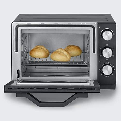 Severin TO 2071 Four à toasts avec fonction chaleur tournante