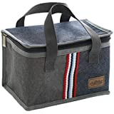 حقيبة حفظ الطعام المعزولة توتي باجز للنساء والرجال والاطفال، يمكنك اصطحابها إلى النزهات لحفظ الطعام والشراب، فهي حقيبة…