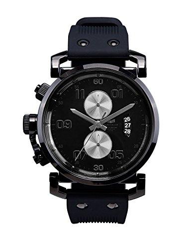 Vestal-Uss-Observer-Chrono-Black-Silver-Polished-Watches-OBCS013