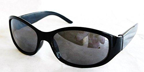 Polar Vision Unisex POLARIZED Sport Sunglasses (1079) 100% UVA & UVB Protection-Shatter Resistant + FREE BONUS MICROSUEDE CLEANING CLOTH - Sunglasses Polar