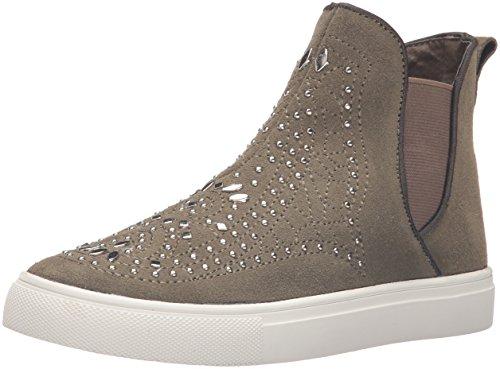 Rapport Dames Alisa Fashion Sneaker Olijf