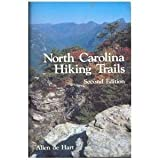 North Carolina Hiking Trails, Allen De Hart, 0910146691