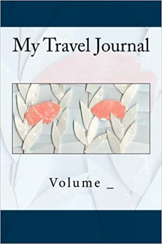 Book My Travel Journal: Two Fish Cover (S M Travel Journals) by S M (2014-10-22)