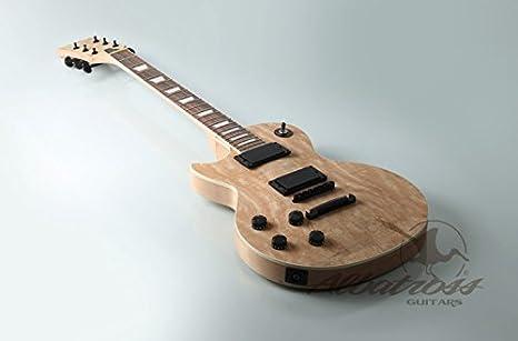 Albatross Guitarra gk057l cuerpo sólido zurdos Guitarra Eléctrica: Amazon.es: Instrumentos musicales