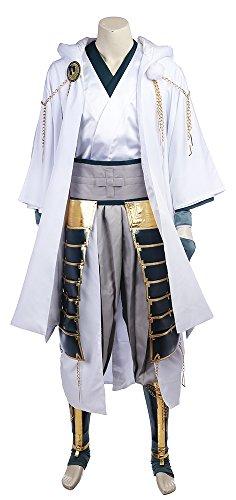 Tsurumaru Kuninaga Costumes - Mtxc Men's Wild Swords Dance Cosplay