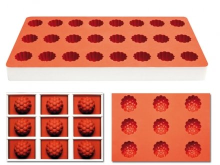 Pavoni Silicone Candy Mold 24 Cavity - TG1009