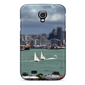 Special MarilouLCariso Skin Case Cover For Galaxy S4, Popular Its A Small World Phone Case