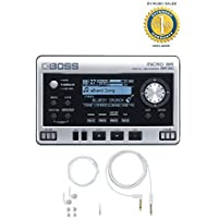 Boss Micro BR BR-80 Digital Recorder with Free BA-PC15 Earphones/Guitar Cable Set & 1 Year Free Extended Warranty