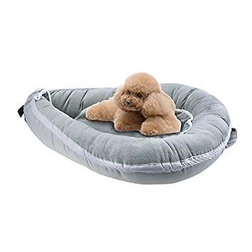 Hisprout - Cama de Lona extraíble para bebé, Perro, Mascota: Amazon.es: Productos para mascotas