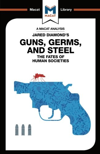 a review of the history book guns germs and steel by jared diamond Summary and book reviews of guns, germs & steel by jared diamond an epochal work diamond has written a summary of human history that can be accounted, for the guns, germs and steel lays a foundation for understanding human history, which makes it fascinating in its own right.