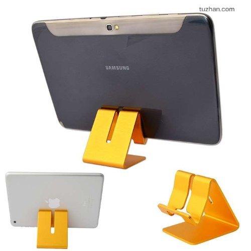 "First2savvv golden hard Steel stand desktop dock docking station for iPad Air 2 iPad mini 3 Samsung Galaxy Tab PRO 12.2 Galaxy NotePRO 12.2"" Tablet - 32 GB sony Z3 Tablet compact Huawei MediaPad T1 8.0 MediaPad M1 8.0 ARCHOS 70 Xenon 7"" 3G Tablet ASUS MeM"