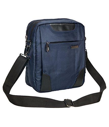 6e1b87b64d19 Killer Traviti Casual Travel Sling Bag - Premium quality Shoulder Messenger  Bag for Men - Navy Blue